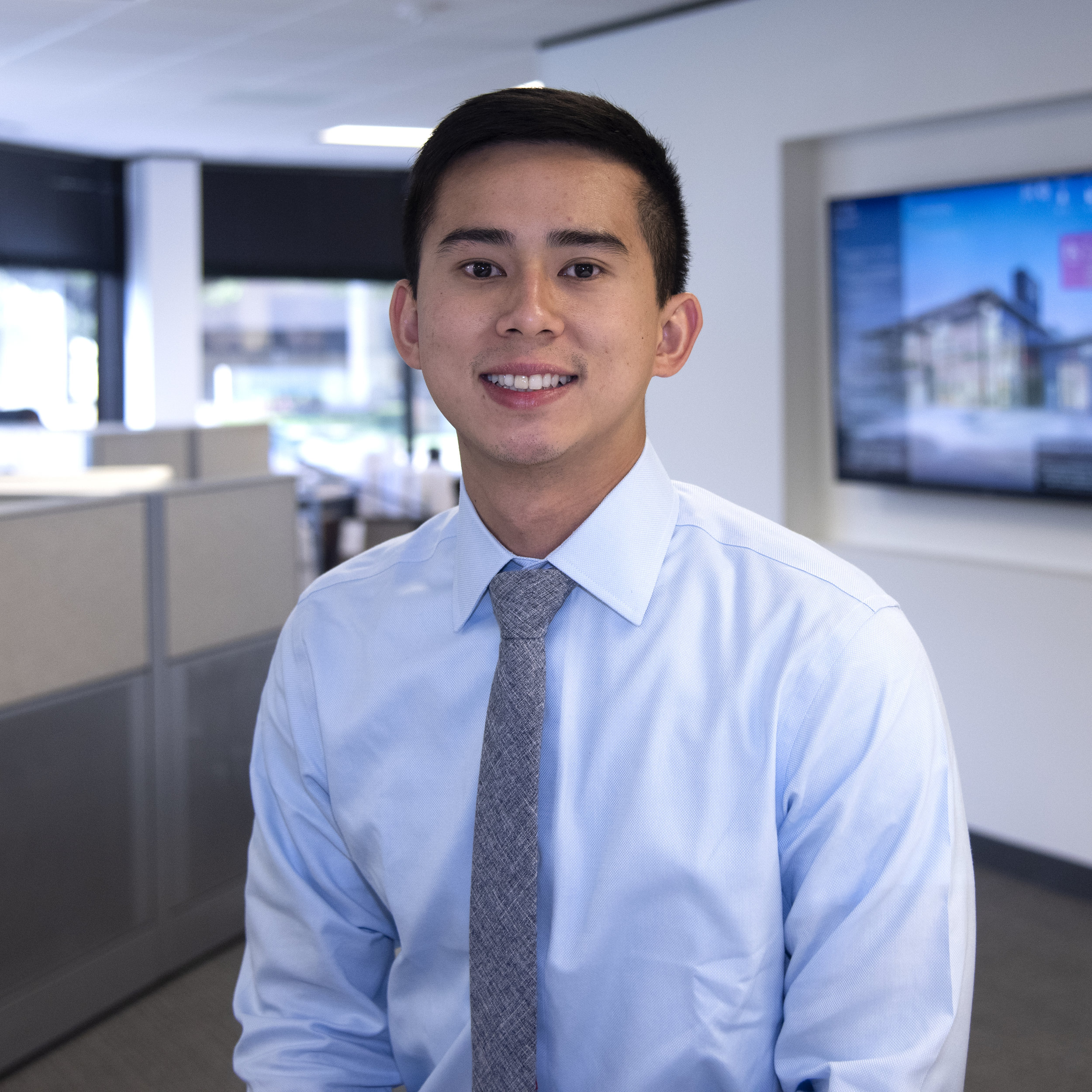 Kai Chen  Jr. Project Associate