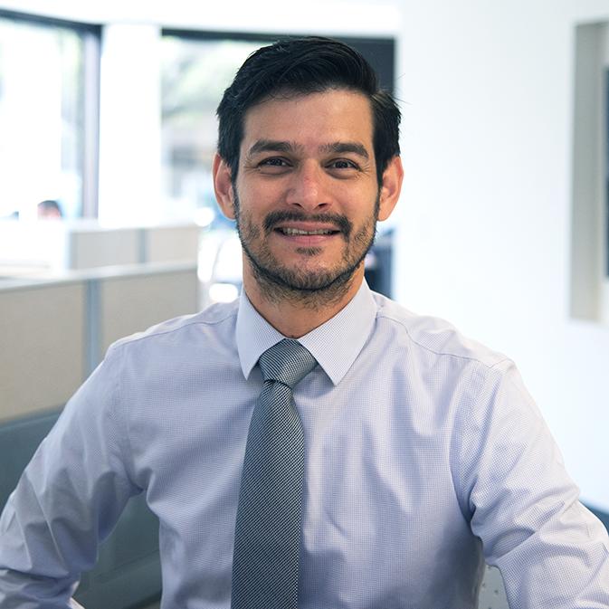 Julian Arango  Project Manager
