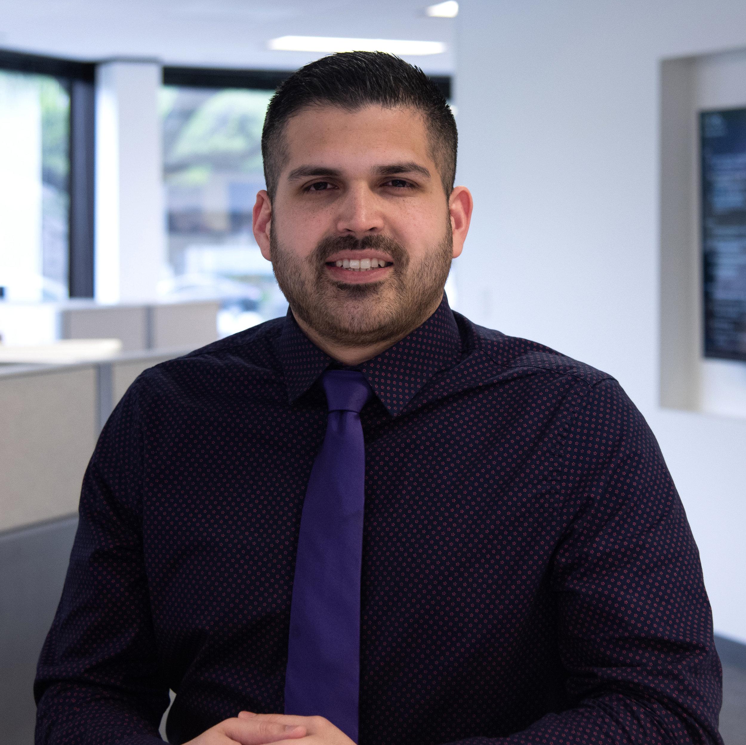 Jason Otero  Project Manager
