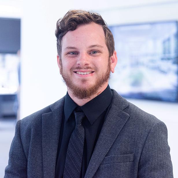 Jacob Ehninger  Jr. Project Associate