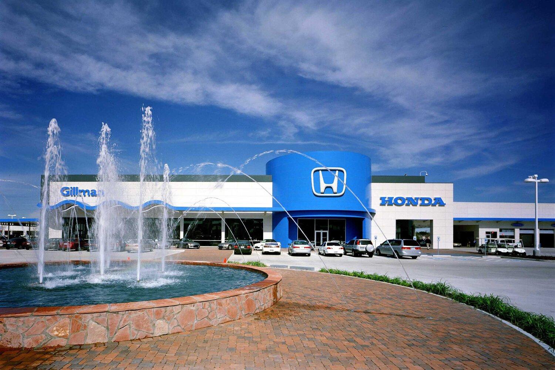 Gillman Honda Houston >> Gillman Honda Goree Architects