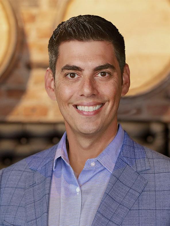 Luis Gonzalez CEO of Old Elk Distillery