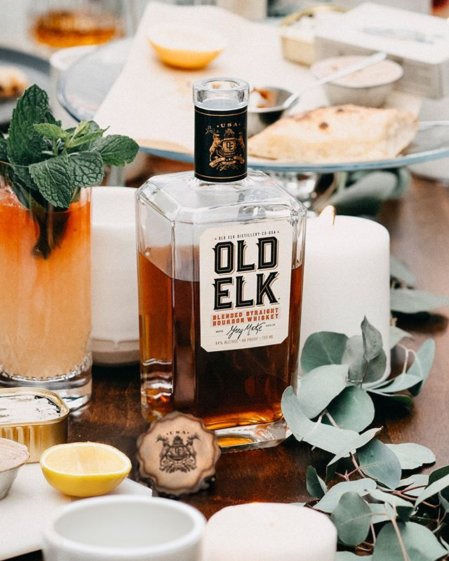 Rich, smooth and in harmony. Find Old Elk Bourbon at fine establishments near you today.
