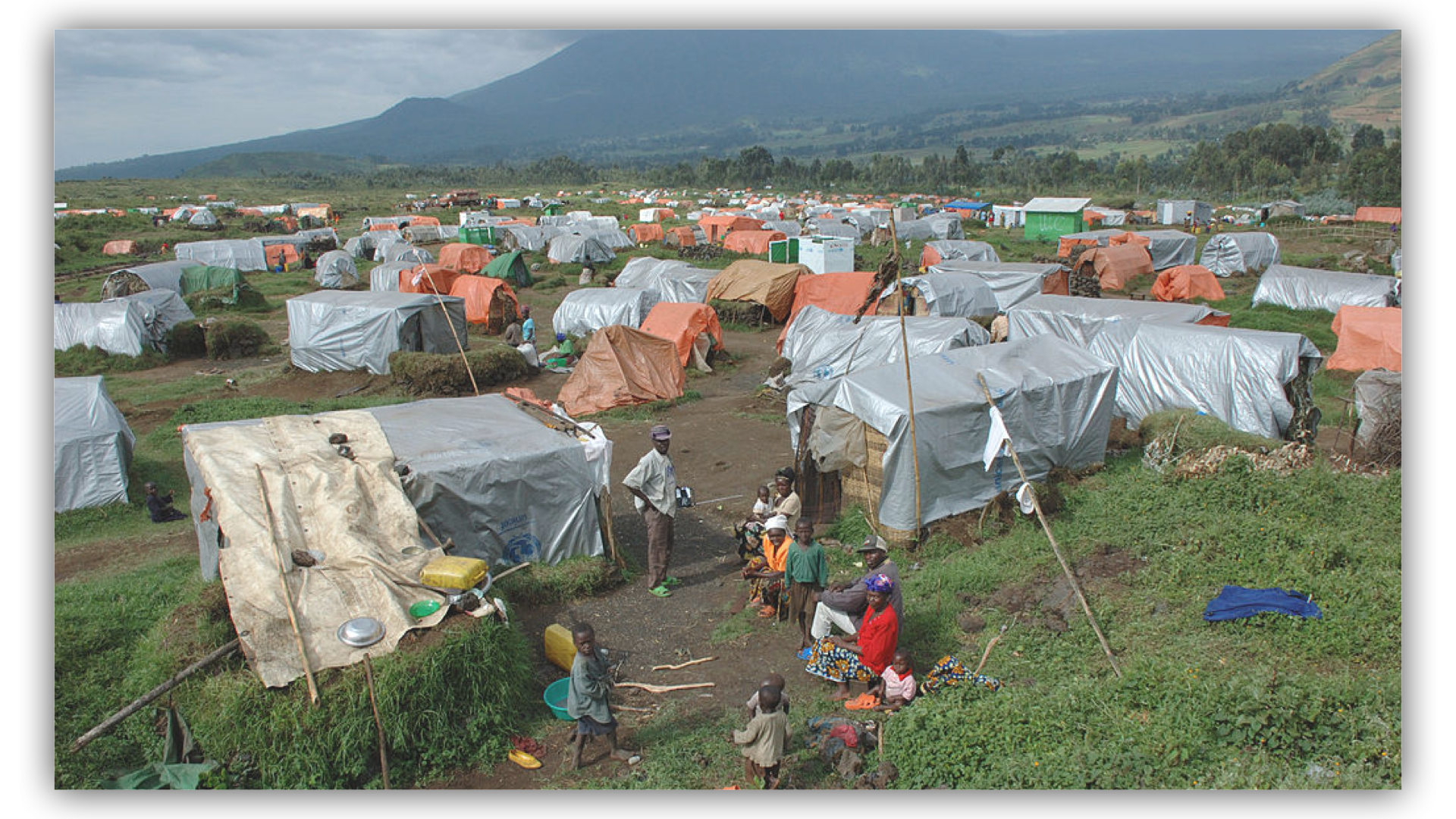 Refugees - A Protracted Refugee Crisis can last up to 20 years. Bay-Build works with local governments to provide durable, flexible infrastructure that uses local resources, and can be relocated or repurposed post-crisis.