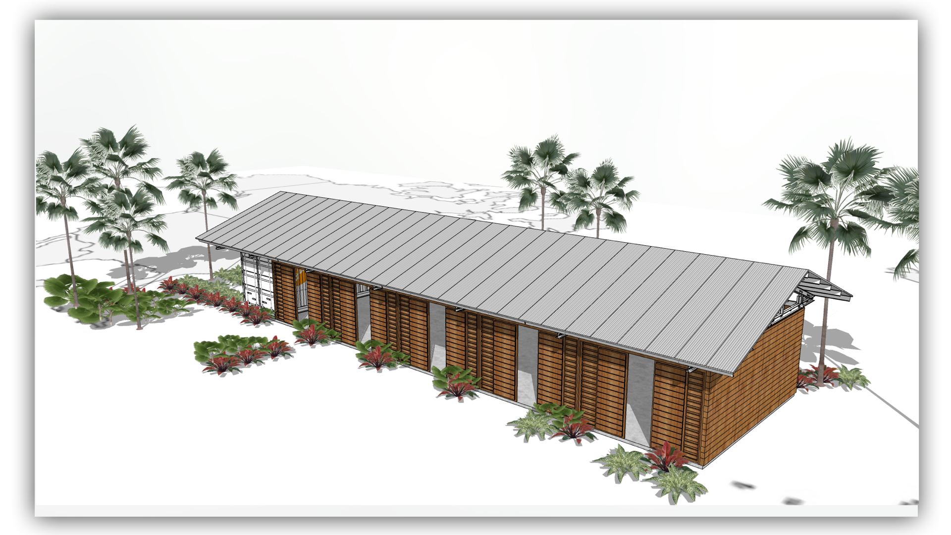 Development - The frame is fully engineered to satisfy local building codes. Local materials and resources can be used to create a variety of buildings, while still maintaining a guarantee for life-safety standards. This allows for local investment and capacity building in development projects.