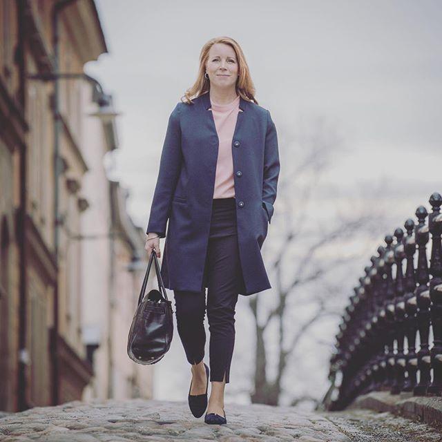 Trevlig promenad på Söders höjder idag 😊 #annielööf2018 #annie2018 #val2018 #södermalm #söder #stockholm