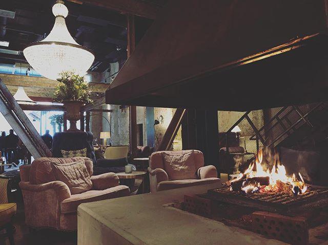 Breakfast at Steam Hotel in Västerås. What a place!! 😍 #steamhotel #västerås