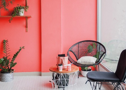 "Living Coral is the 2019 Pantone Color of the Year: ""Color is an equalizing lens through we experience our natural and digital realities and this is particular true for Living Coral. With consumers human interaction and social connection, the humanizing and heartening qualities displaced by the convivial Living Coral hit a responsive chord."" . . . . #mondaymotivation #pantonecoloroftheyear #pantone2019 #livingcoral #websitedesign #beamcollective"