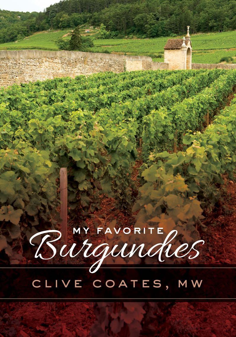 My Favourite Burgundies