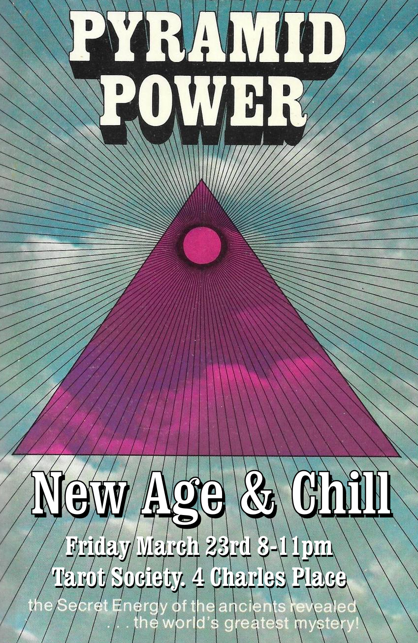 New Age & Chill: Pyramid Power