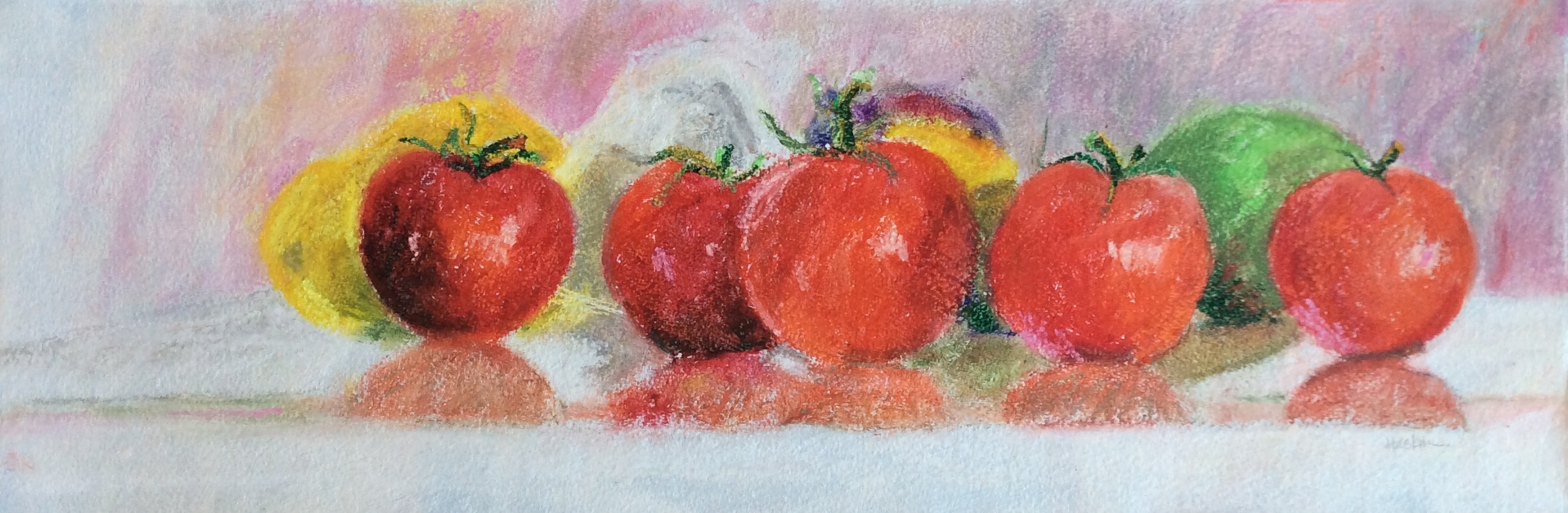 Tomatoes & Lemons