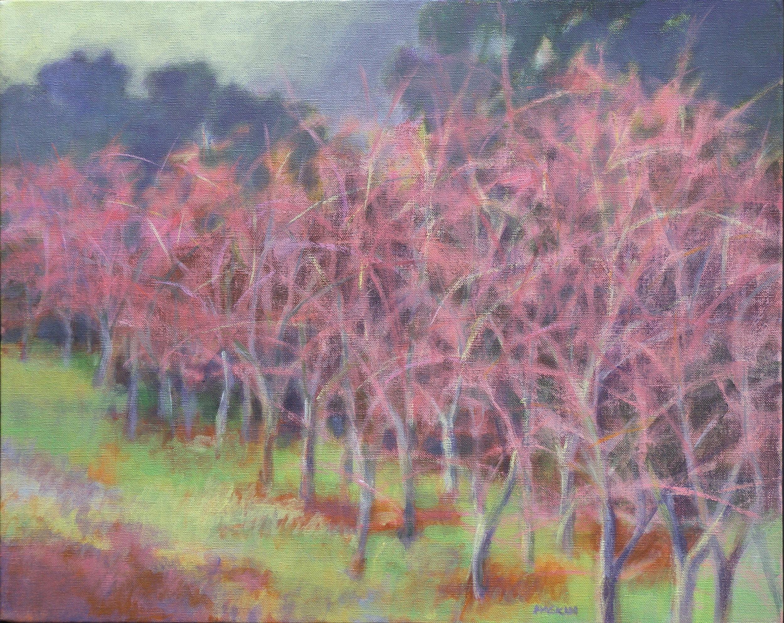 Pink Trees III