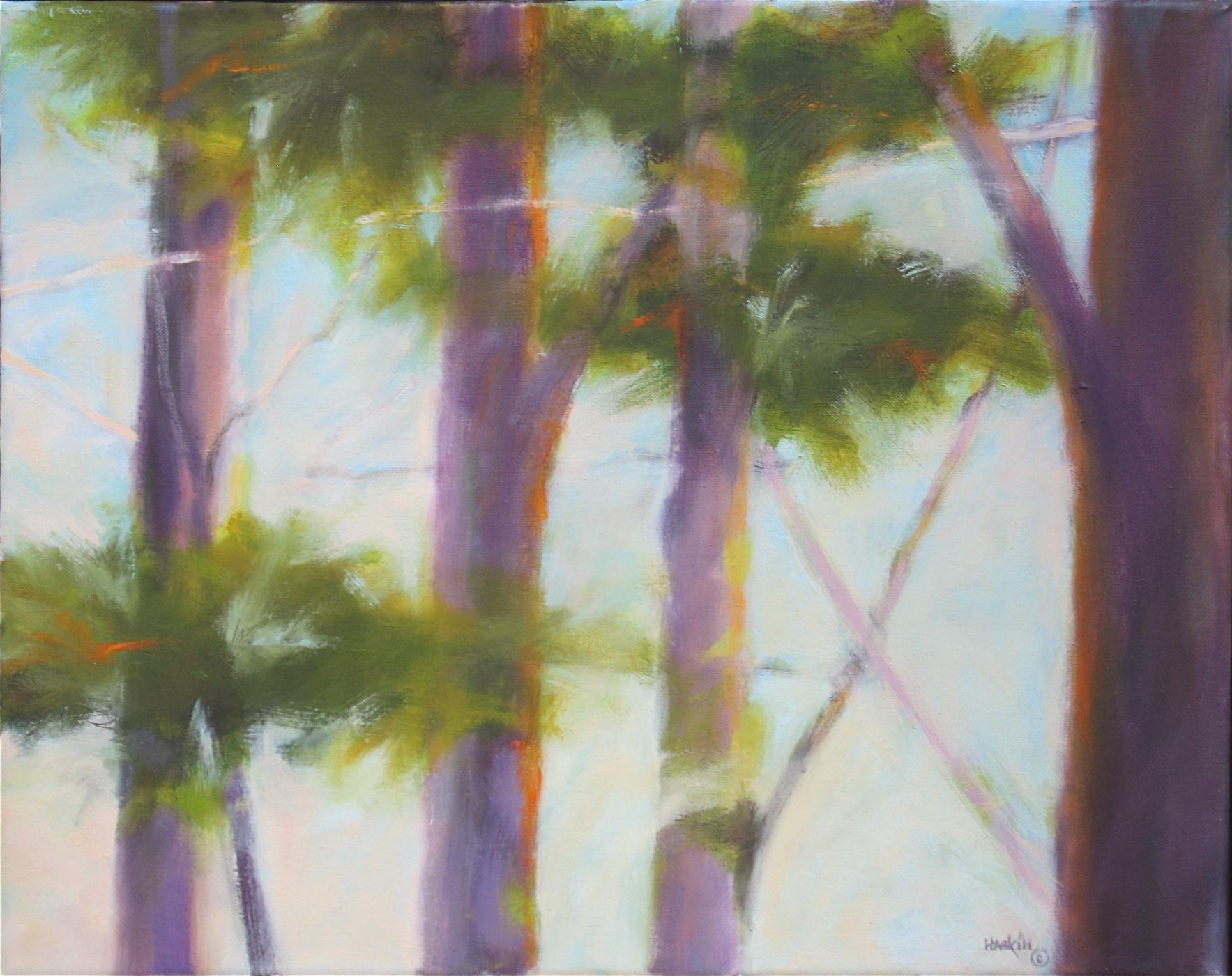 Tree Study (detail 2)