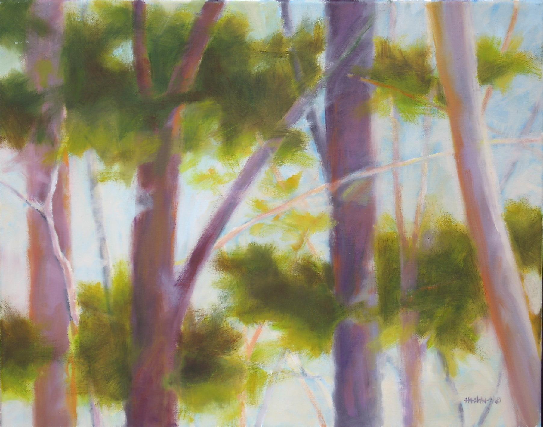 Tree Study (detail 1)