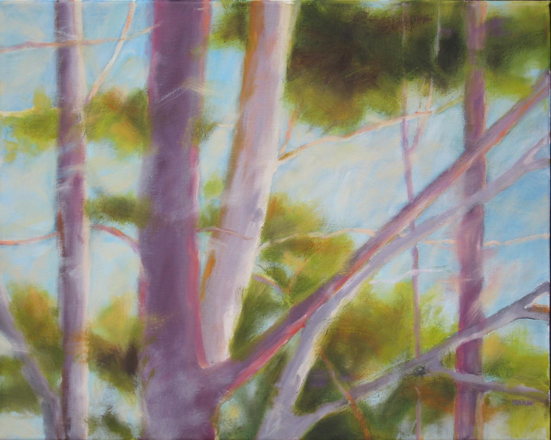 Tree Study (detail 3)