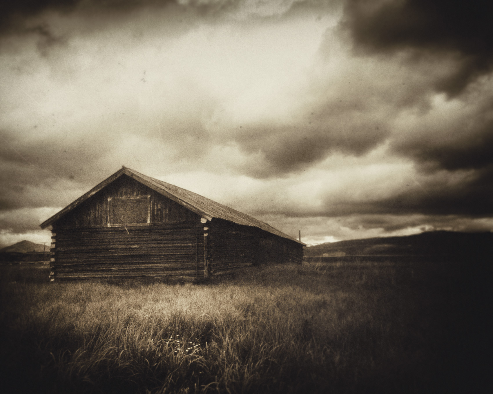 Barn No. 1 (East)