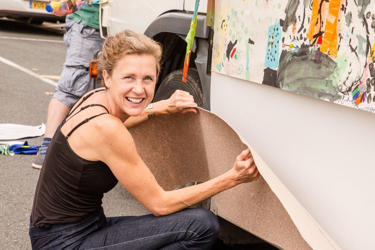Rachel Adams  Artistic Director + Founder