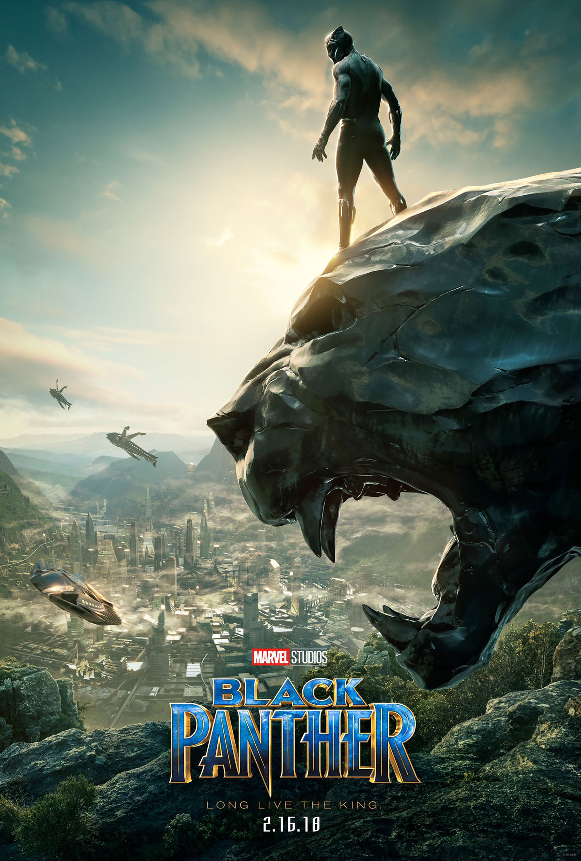 BLACK PANTHER - DIRECTED BY: RYAN COOGLERSTARRING: CHADWICK BOSEMAN, MICHAEL B. JORDAN, LUPITA NYONG'O, DANAI GURIRA, DANIEL KALUUYA, LETITIA WRIGHTRATED: PG13RUNNING TIME: 2H 14MTMM SCORE: 4 STARS OUT OF 5STRENGTHS: INTERESTING CHARACTER VARIETY, MUSIC, SOME ACTION SCENES, UNIQUE PERSPECTIVEWEAKNESSES: MAIN VILLAIN, POOR WORLD BUILDING, STILL A TENTPOLE FILM