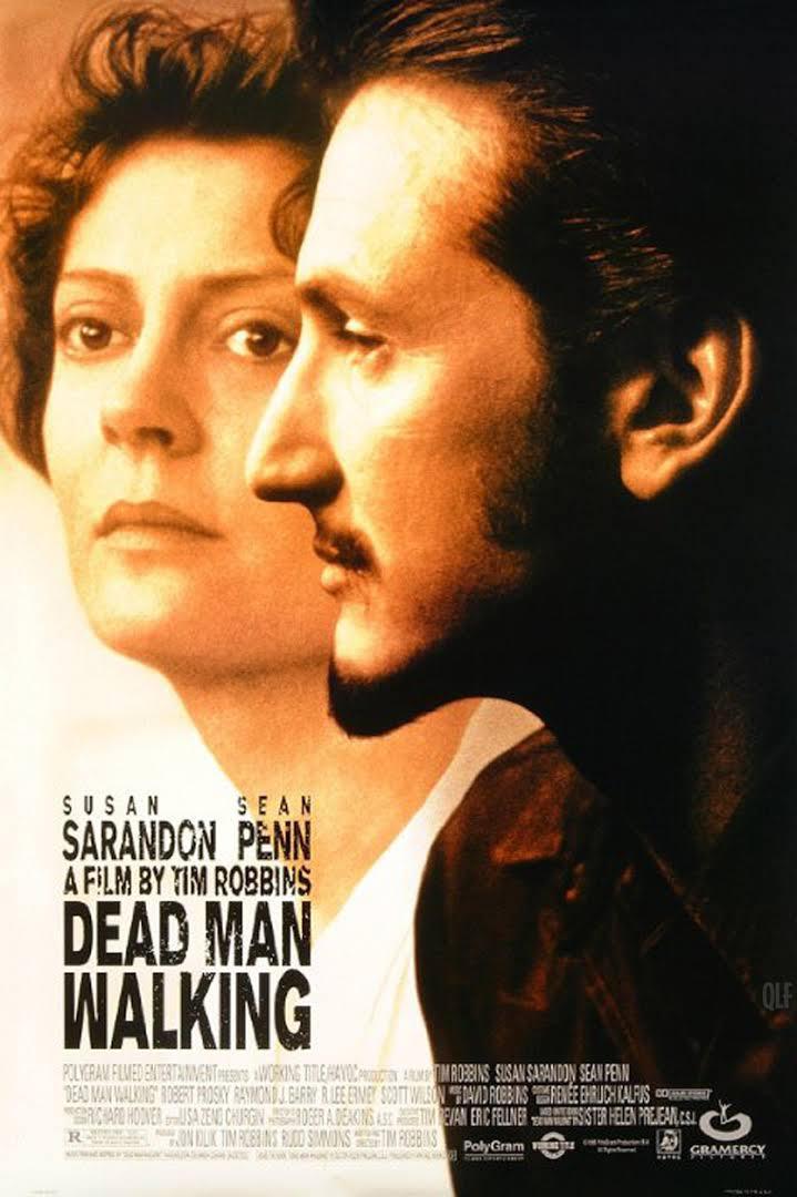 Dead Man Walking (1995) - Directed by: Tim RobbinsStarring: Susan Sarandon, Sean PennRated: R for Depiction of a Rape and MurderRunning Time: 2 h 2 mTMM Score: 5 stars out of 5STRENGTHS: Acting, Directing, Writing, MessageWEAKNESSES: -