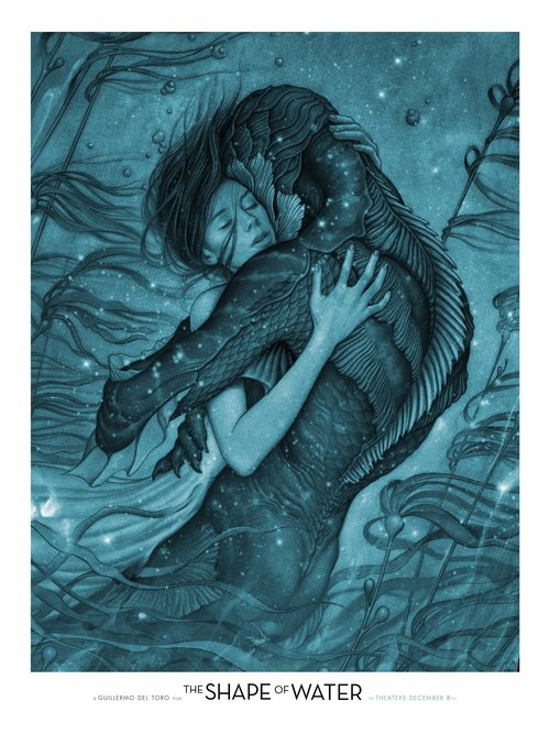 The Shape of Water (2017) - DIRECTED BY: GUILLERMO DEL TOROSTARRING: SALLY HAWKINS, MICHAEL SHANNON, RICHARD JENKINS, OCTAVIA SPENCERRATING: R FOR SEXUAL CONTENT, GRAPHIC NUDITY, VIOLENCE AND LANGUAGETMM: 5 OUT OF 5 STARSSTRENGTHS: DIRECTION, WRITING, CINEMATOGRAPHY, PRODUCTION DESIGN, MUSIC, ACTINGWEAKNESSES: SUBJECT MATTER MAY NOT APPEAL TO EVERYONE
