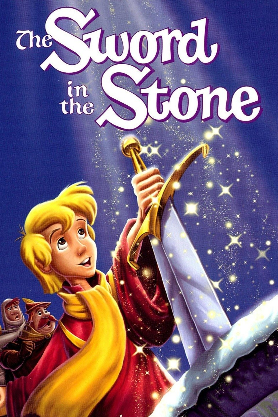 The Sword in the Stone (1963) - Directed by: Wolfgang ReithermanStarring: Karl Swenson, Rickie Sorensen, Junius MatthewsRated: GRunning Time: 1 h 19 mTMM Score: 4 stars out of 5STRENGTHS: Message, Charm, Animation, PacingWEAKNESSES: Episodic Storytelling, End Abruptly