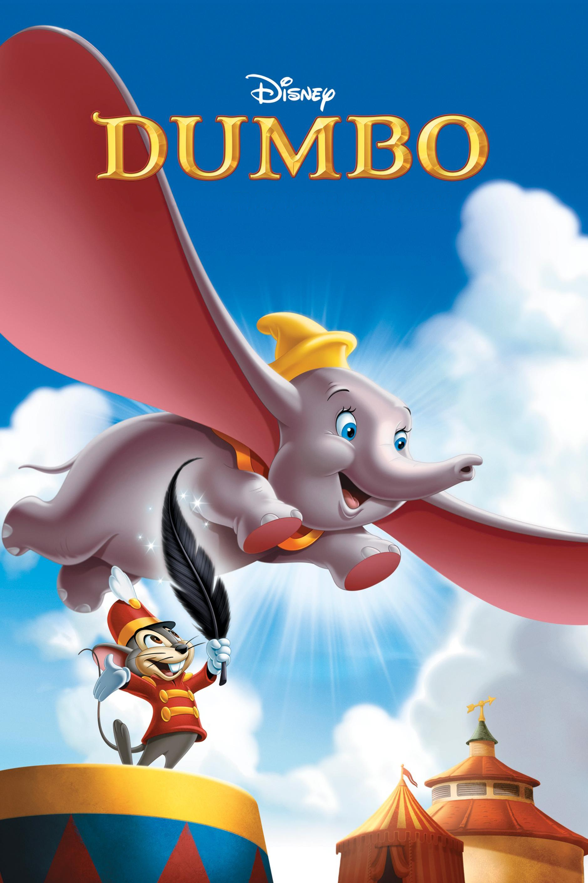 Dumbo (1941) - Directed by: Samuel ArmstrongStarring: Sterling Holloway, Edward BrophyRated: GRunning Time: 1h 4mTMM Score: 2 stars out of 5 (didn't like it)STRENGTHS: Good for its dayWEAKNESSES: It's not 1941 anymore