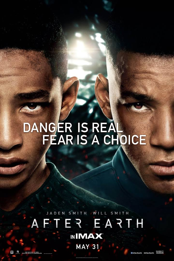 After Earth (2013) - Directed by: M. Night ShyamalanStarring: Jaden Smith, Will Smith, Zoe KravitzRated: PG-13 for Sci-Fi Action and Some Disturbing ImagesRunning Time: 1 h 40 mTMM Score: 1 stars out of 5STRENGTHS: Some VisualsWEAKNESSES: Acting, Directing, Writing