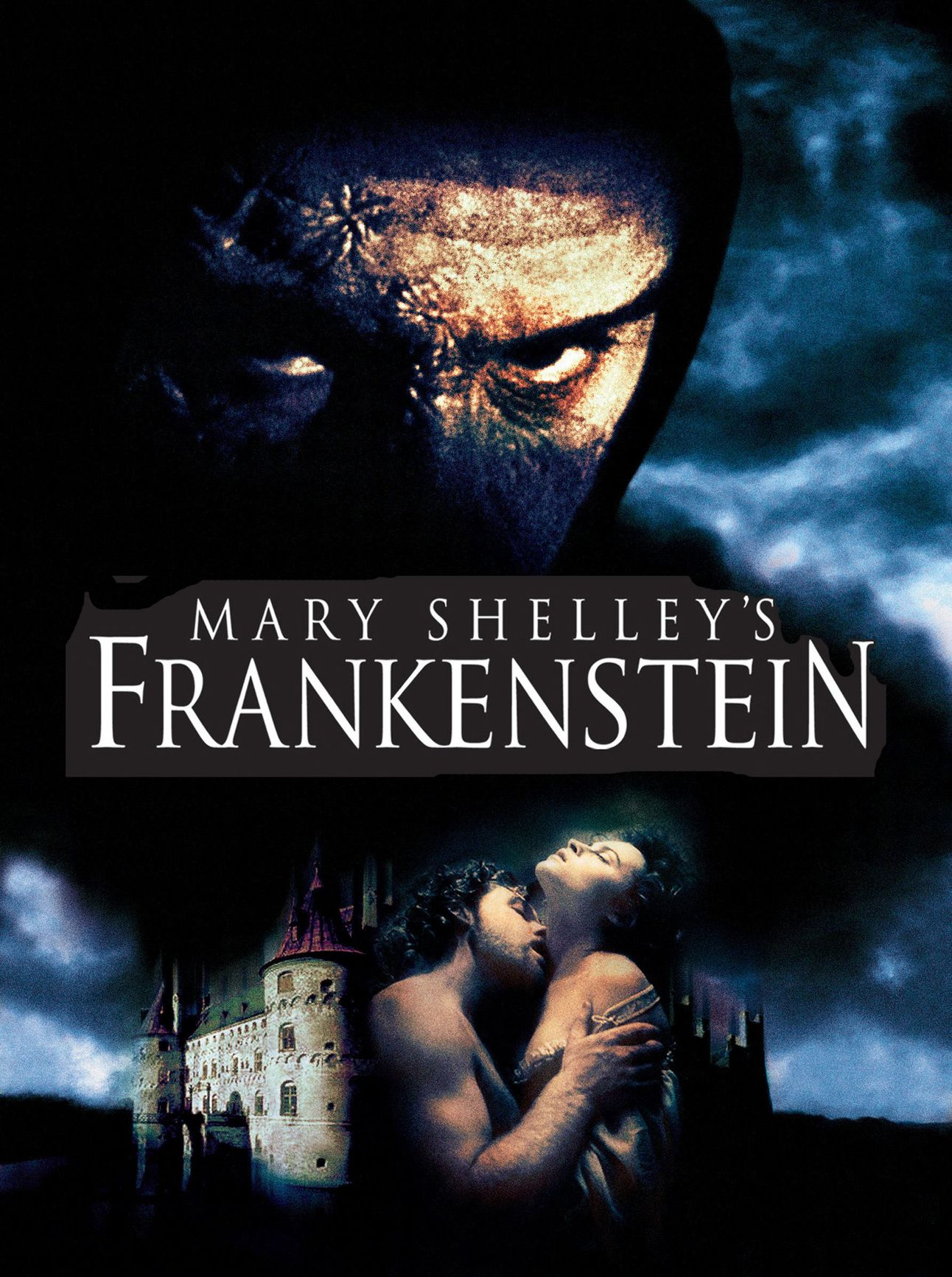Mary Shelley's Frankenstein (1994) - Directed by: Kenneth BranaghStarring: Kenneth Branagh, Robert De Niro, Tom Hulce, Helena Bonham Carter, Ian Holm, Aidan Quinn, John CleeseRated: R for Horrific ImagesRunning Time: 2 h 3 mTMM Score: 1.5 stars out of 5STRENGTHS: Production Design, Basic StoryWEAKNESSES: Acting, Dialogue, Weird Story Additions, Pacing