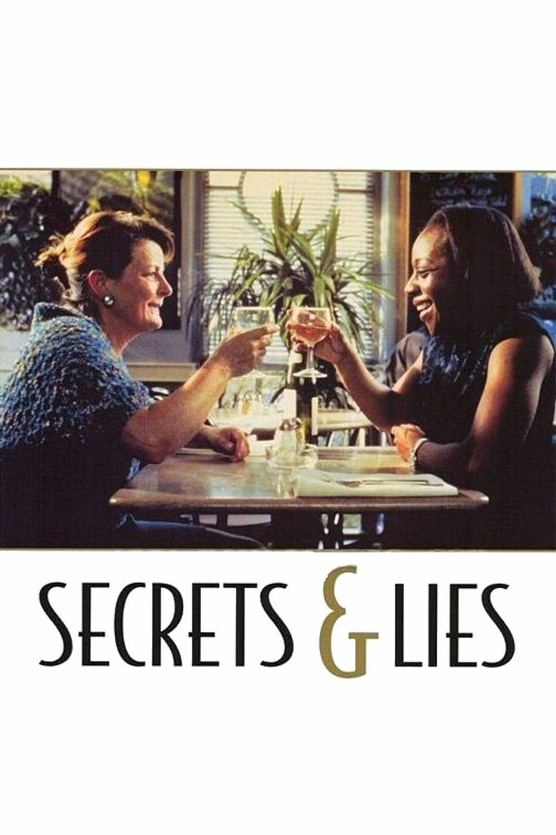 Secrets & Lies (1996) - Directed by: Mike LeighStarring: Brenda Blethyn, Marianne Jean-Baptiste, Timothy Spall, Phyllis Logan, Claire RushbrookRated: R for LanguageRunning Time: 2 h 16 mTMM Score: 5 stars out of 5STRENGTHS: Characters, Story, Writing, Directing, Acting, ThemesWEAKNESSES: -