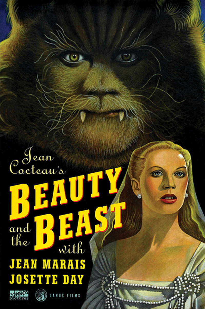 Beauty and the Beast (1946) - Directed by:Jean CocteauStarring: Jean Marais, Josette Day, Mila ParelyRated: NRRunning Time: 1h 33mTMM Score: 5 StarsSTRENGTHS: Production Design, Creature EffectsWEAKNESSES: None