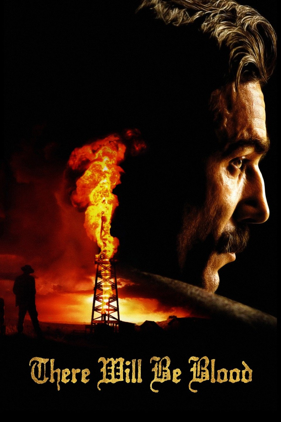 There Will Be Blood (2007) - Directed by: Paul Thomas AndersonStarring: Daniel Day-Lewis, Paul DanoRated: R for Some ViolenceRunning Time: 2 h 37 mTMM Score: 5 StarsSTRENGTHS: Characters, Story, Cinematography, ScoreWEAKNESSES: Requires Patience