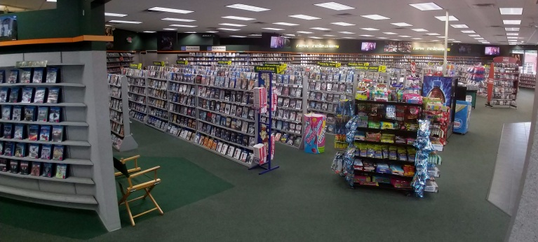 Confessions of a Modern Video Store Clerk -