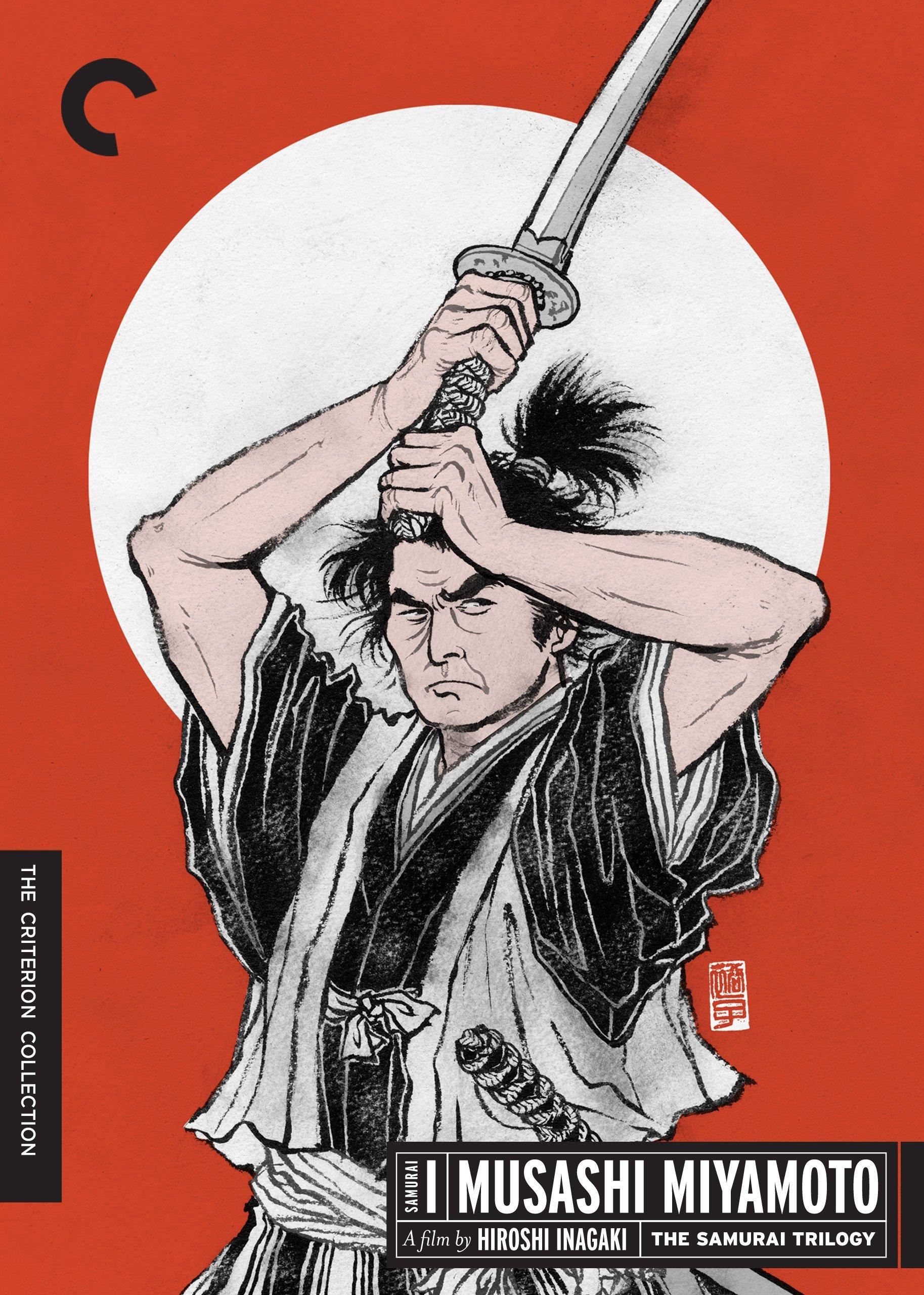 Samurai I: Musashi Miyamoto (1954) - Directed by: Hiroshi InagakiStarring: Toshirô Mifune, Mariko Okada, Rentarô MikuniRated: NRRunning Time: 1h 33mTMM Score: 3.5 out of 5STRENGTHS: Characters, Story, Themes, Color, JapanWEAKNESSES: Action, Blocking