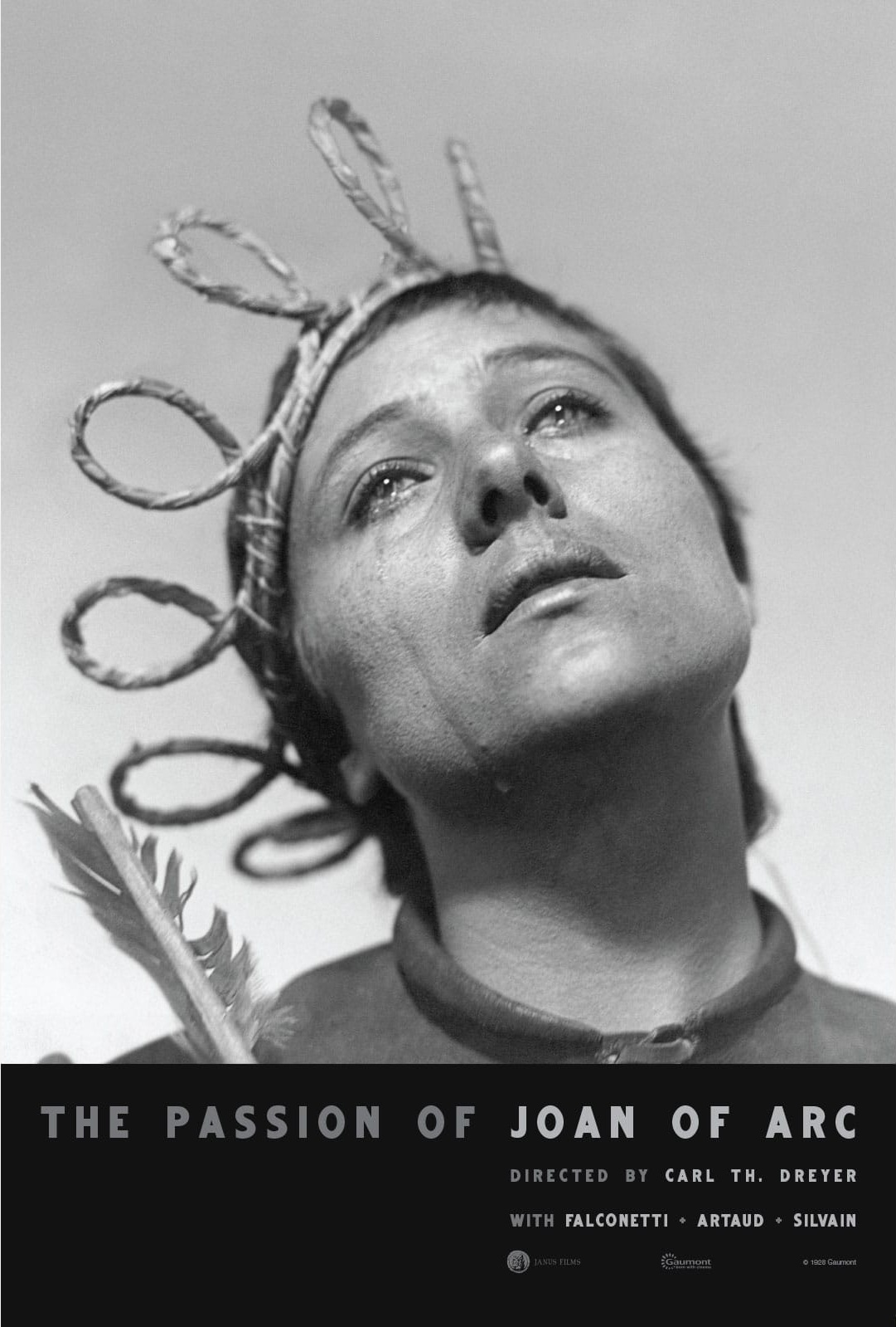 The Passion of Joan of Arc (1928) - The Passion of Joan of Arc (1928)Directed By: Carl Theodor DreyerStarring: Maria Falconetti, Eugene Sylvain, Andre BerleyRated: NRRun Time: 1h 54m (sort of)TMM Score: 5 StarsStrengths: Cinematography and ActingWeakness: Some of the Sets