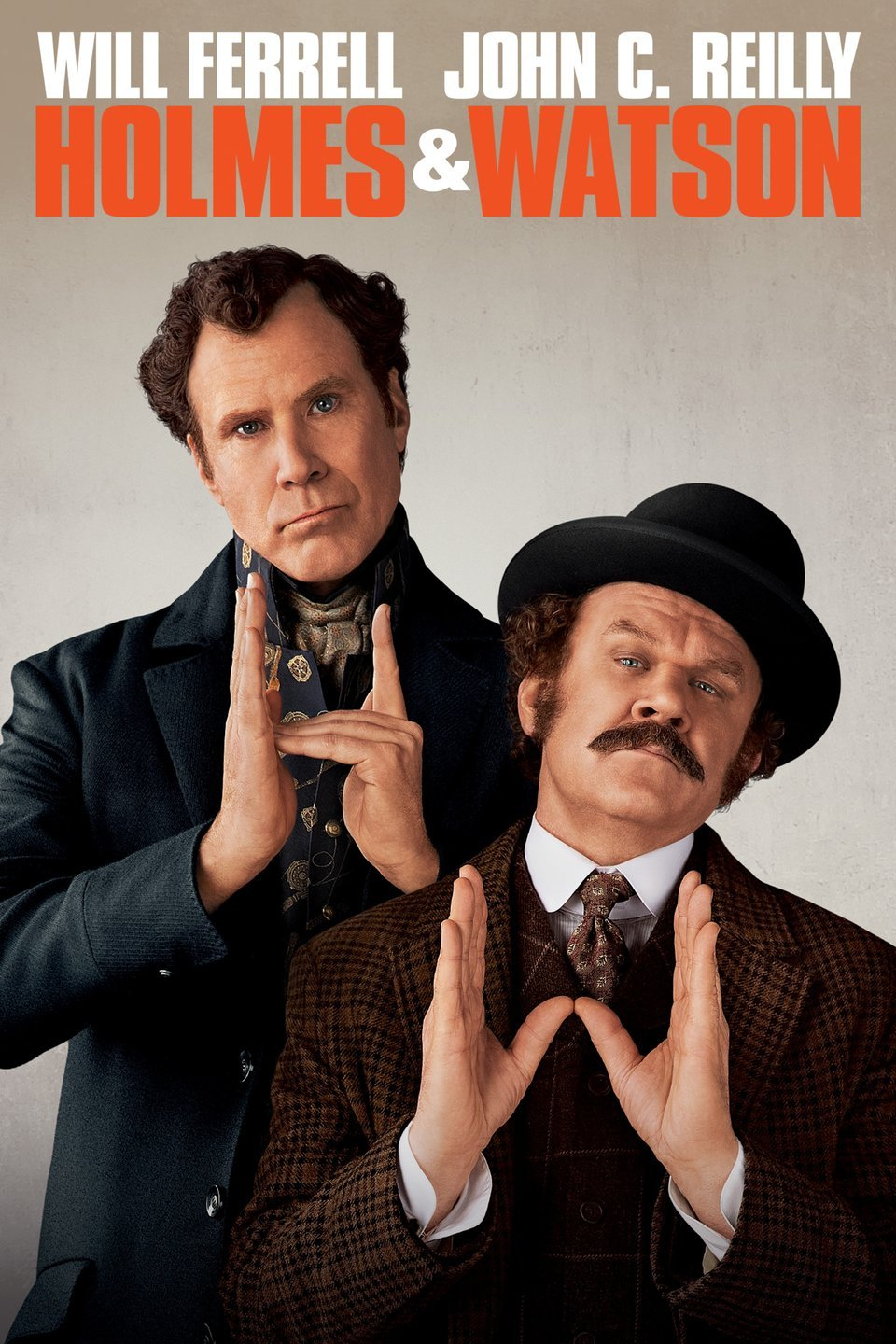 Holmes and Watson (2018) - Directed by: Etan CohenStarring: Will Ferrell, John C. Reilly, Rebecca Hall, Ralph Fiennes, Kelly MacDonald, Pam FerrisRated: PG-13 for Crude Sexual Material, Some Violence, Language and Drug ReferencesRunning Time: 1h 29mTMM Score: 1 StarSTRENGTHS: End CreditsWEAKNESSES: Literally Everything
