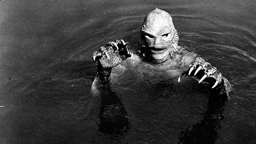 The Creature from the Black Lagoon (1954)