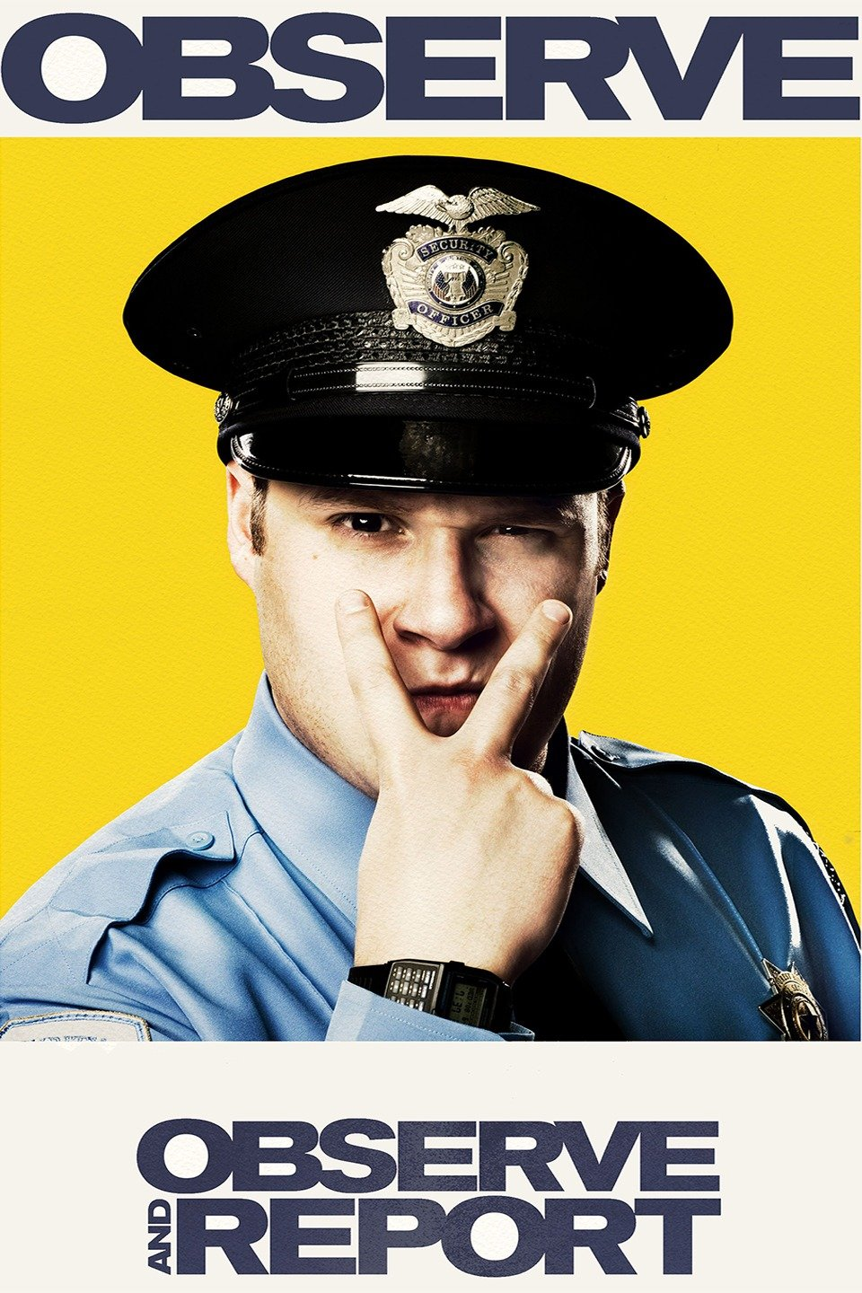 Observe and Report (2009) - Directed by: Jody HillStarring: Seth Rogen, Anna Faris, Ray Liota, Michael Pena, Jesse PlemmonsRated: R for Pervasive Language, Graphic Nudity, Drug Use, Sexual Content and ViolenceRunning Time: 1h 26mTMM Score: 3 StarsSTRENGTHS: Pitch Black Humor, Seth RogenWEAKNESSES: Weak Story, One Joke Goes Too Far, Anna Faris, Too Silly