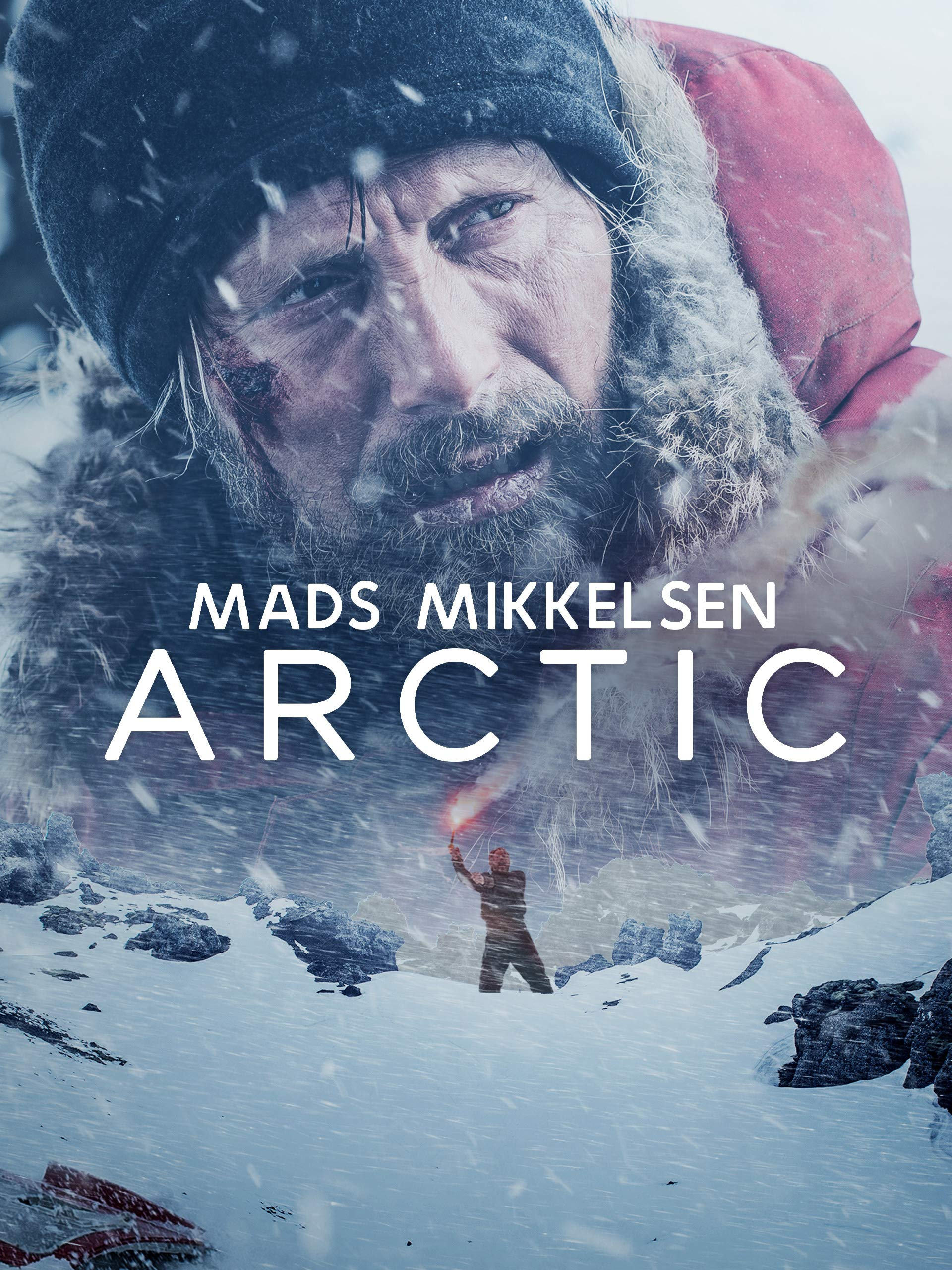 Arctic (2018) - Directed by: Joe PennaStarring: Mads Mikkelsen, Maria Thelma SmáradóttirRated: PG-13Running Time: 1h 38mTMM Score: 4.5 StarsSTRENGTHS: Cinematography, Setting, Mads MikkelsenWEAKNESSES: Some implausibility