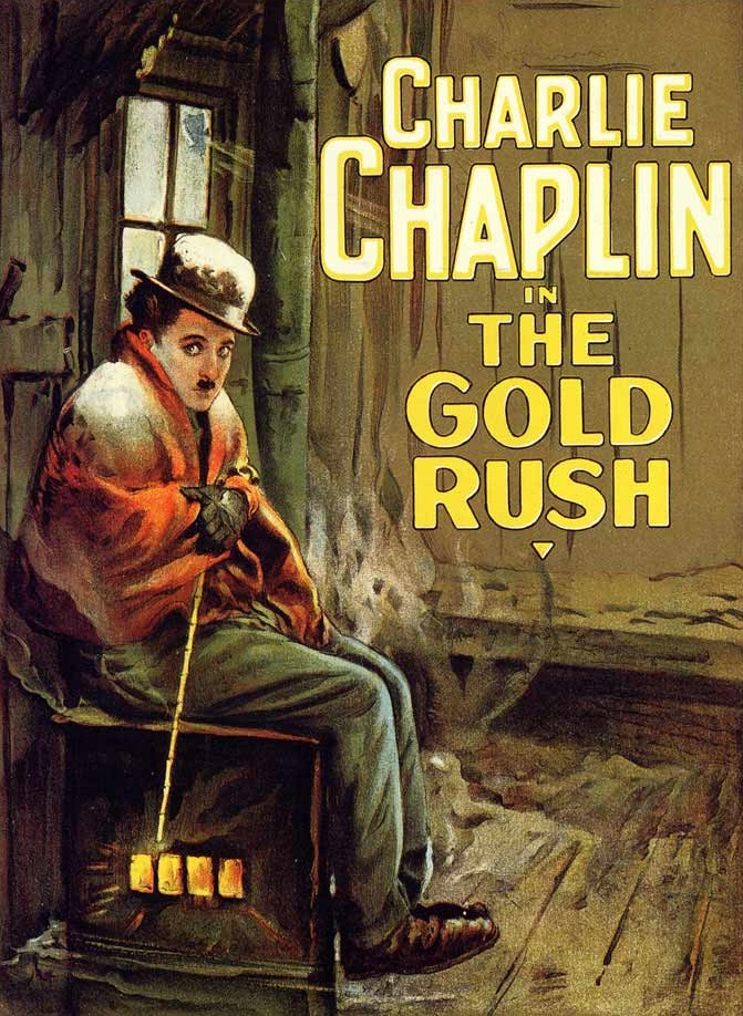 The Gold Rush (1925) - Directed by: Charlie ChaplinStarring: Charlie Chaplin, Mack Swain, Tom Murray, Georgia HaleRated: NR (Suggested PG for Mild Comic Violence)Running Time: 1 h 23 mTMM Score: 5 stars out of 5STRENGTHS: Humor, Story, Acting, Cinematography, Production Design, PacingWEAKNESSES: -