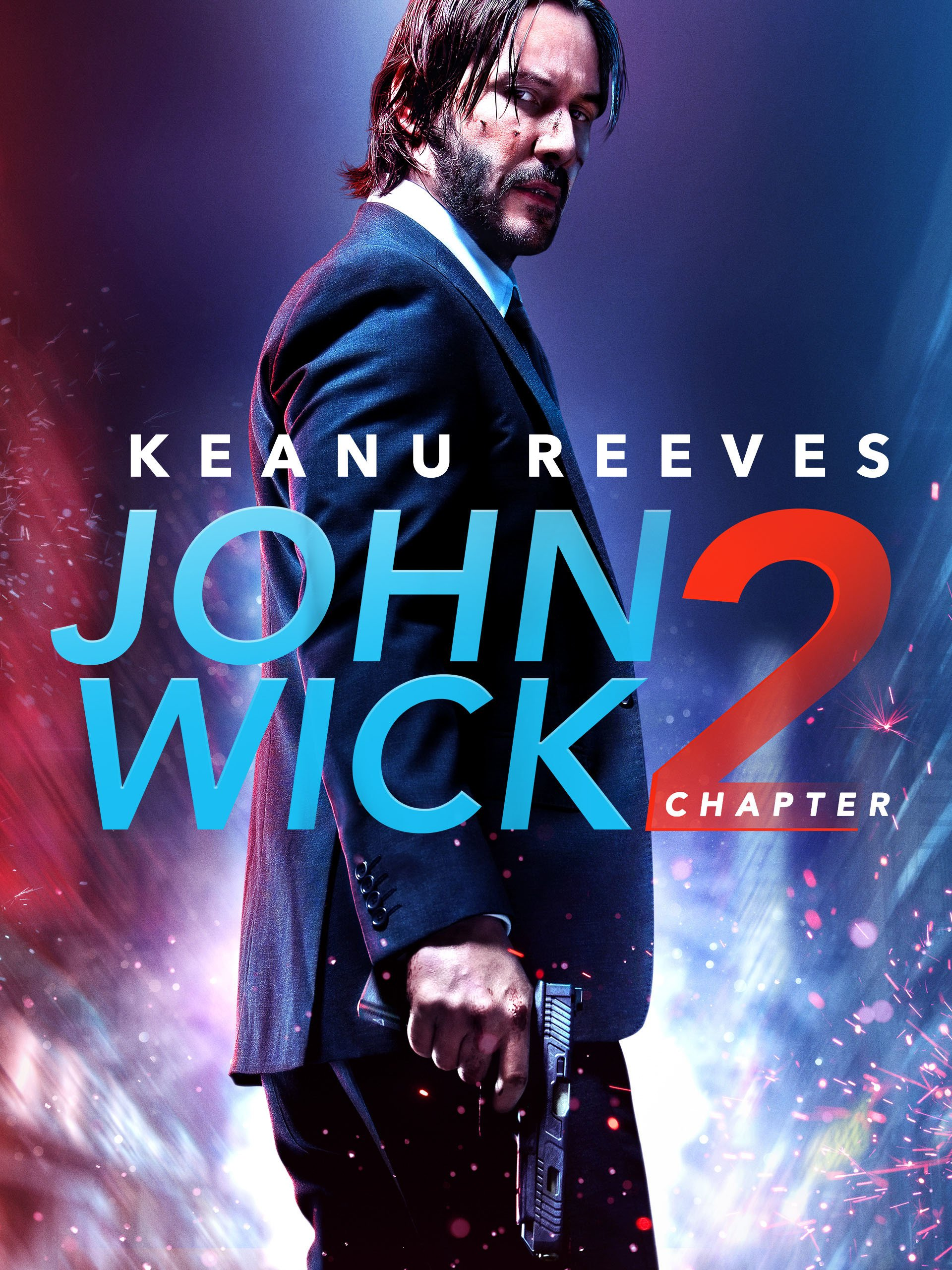 John Wick: Chapter 2 (2017) - Directed by: Chad StahelskiStarring: Keanu Reeves, Riccardo Scamarico, Ian McShane, Ruby Rose, Common, Claudia Gerini, Lance Reddick, Laurence Fishburne, John LeguizamoRated: R for Strong Violence Throughout, Some Language and Brief NudityRunning Time: 2 h 2 mTMM Score: 4.5 stars out of 5STRENGTHS: Action, Pacing, Story, WorldbuildingWEAKNESSES: Some Acting, John Wick is Invincible (?)
