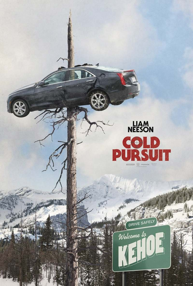 Cold Pursuit (2019) - Directed by: Hans Peter MollandStarring: Liam Neeson, Emmy Rossum, Tom Bateman, Laura DernRated: R for Strong Violence, Drug Material, and Some Language Including Sexual ReferencesRunning Time: 1h 38mTMM Score: 3 StarsSTRENGTHS: Liam Neeson, Some Humor, Good ActionWEAKNESSES: Writing, Tom Bateman, Not Nearly As Good as the Original