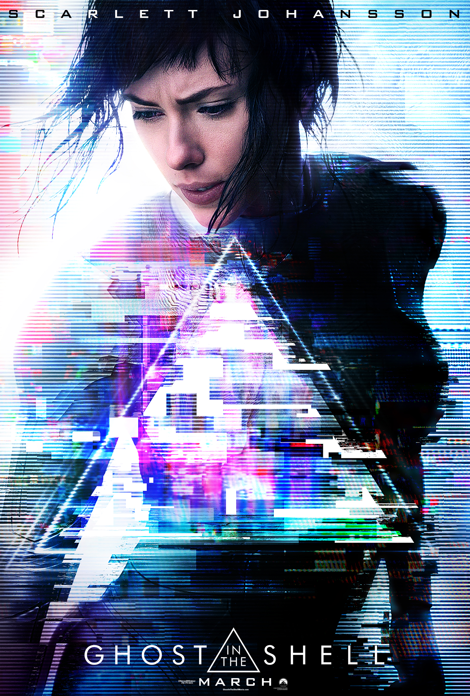 Ghost in the Shell (2017) - Directed By: Rupert SandersStarring: Scarlett Johansson, Pilou Asbæk, Takeshi KitanoRated: PG-13 for Intense Sequences of Sci-Fi Violence, Suggestive Content, and Some Disturbing ImagesRun Time: 1h 47mTMM Score: 2 StarsStrengths: Action Sequences, Some Production Design ElementsWeakness: Story, Acting, Characterizations