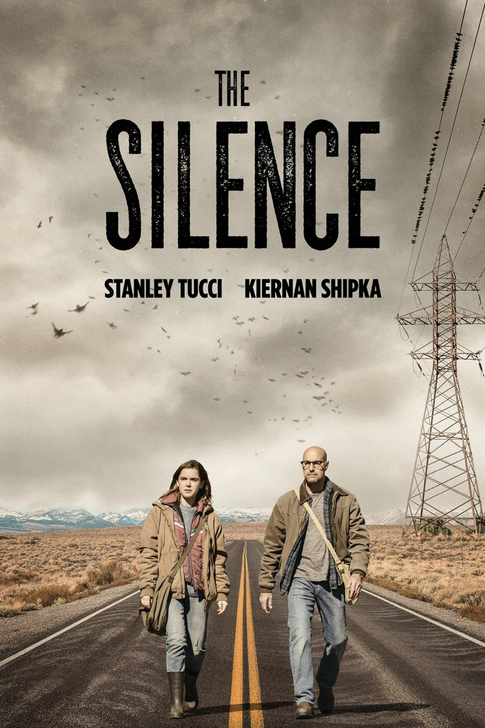 The Silence (2019) - Directed by: John R. LeonettiStarring: Kiernan Shipka, Miranda Otto, Stanley TucciRated: PG-13Running Time: 1h 30mTMM Score: 1.5 StarsSTRENGTHS: Neat deathsWEAKNESSES: Poor Direction, Contrived Plot, Pointless
