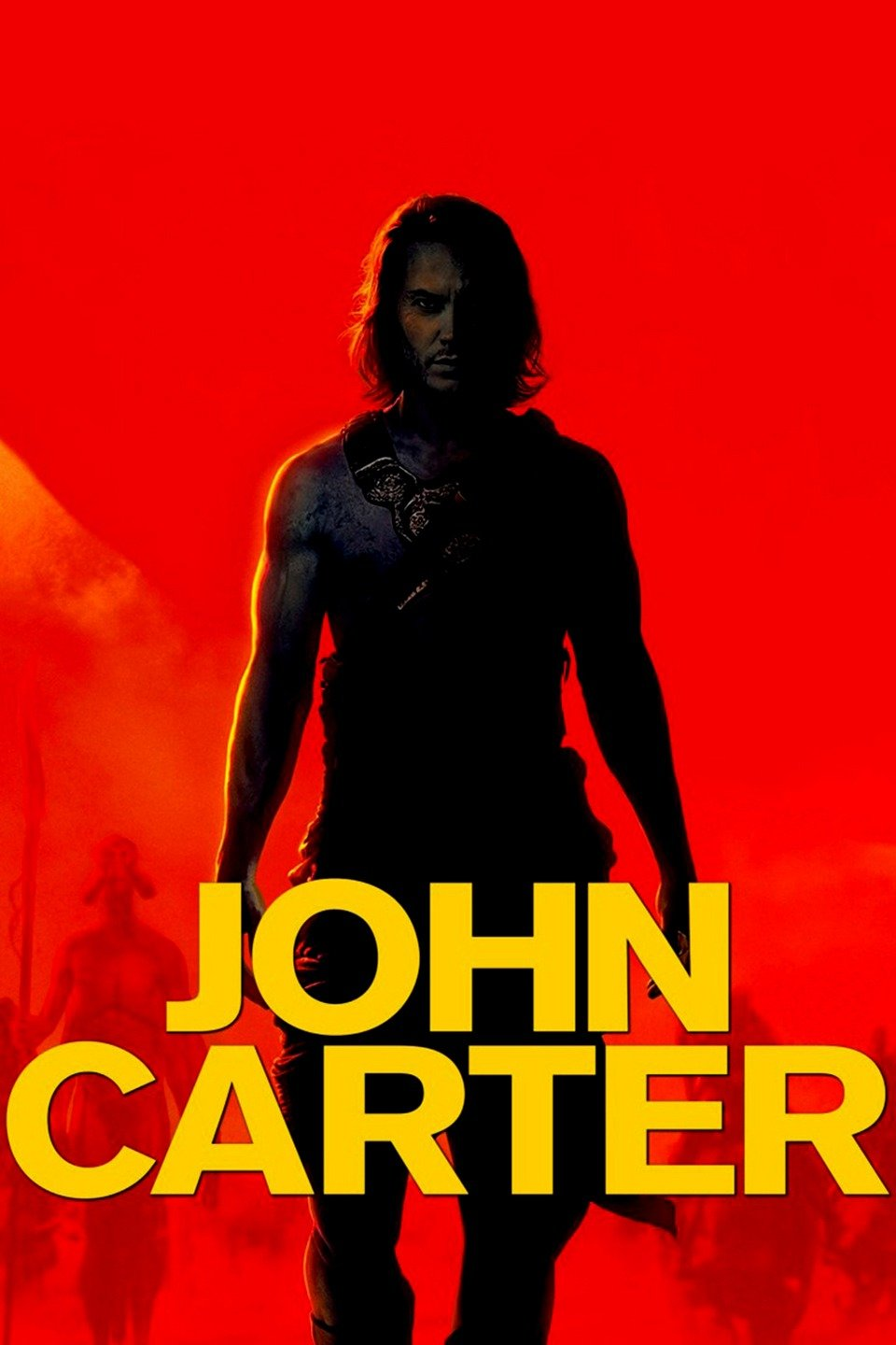 John Carter (2012) - Directed by: Andrew StantonStarring: Taylor Kitsch, Lynn Collins, Willem Dafoe, Thomas Haden Church, Samantha Morton, Mark Strong, Ciaran Hinds, Dominic West, Bryan CranstonRated: PG-13 for Intense Sequences of Violence and ActionRunning Time: 2 h 12 mTMM Score: 2.5 stars out of 5STRENGTHS: Fun, Worldbuilding, Pacing, Most CGIWEAKNESSES: Some CGI, Acting, Writing, Rushed Third Act, Tone