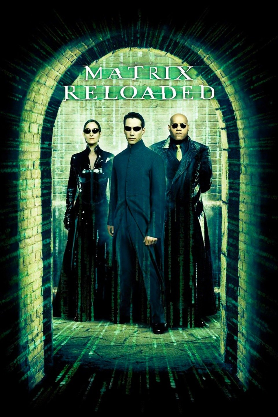 The Matrix Reloaded (2003) - Directed by: The WachowskisStarring: Keanu Reeves, Laurence Fishburne, Carrie Anne-Moss, Jada Pinkett-SmithRated: R for Sci Fi Violence, and Some SexualityRunning Time: 2h 18mTMM Score: 3.5 StarsSTRENGTHS: Fun, World Building, ActionWEAKNESSES: Story, Weak CGI