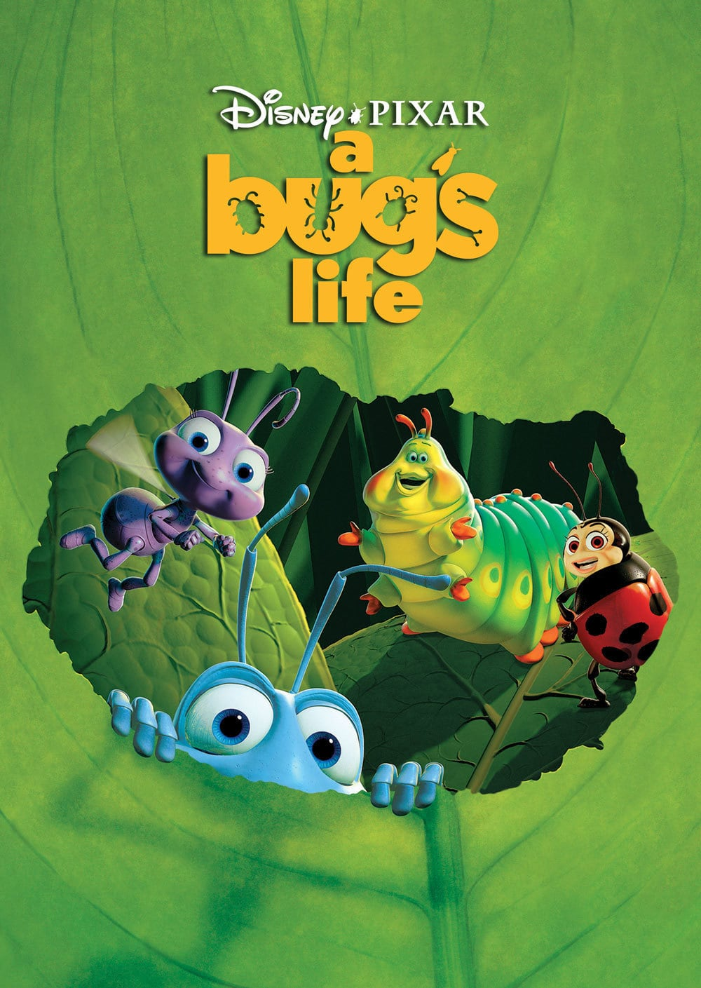 A Bug's Life (1998) - Directed by: John LasseterStarring: Dave Foley, Kevin Spacey, Julia Louis-Dreyfus, Hayden Panettiere, Richard Kind, Denis Leary, John RatzenbergerRated: GRunning Time: 1 h 35 mTMM Score: 4.5 stars out of 5STRENGTHS: Themes, Humor, Originality, Story, World Building, CharactersWEAKNESSES: -