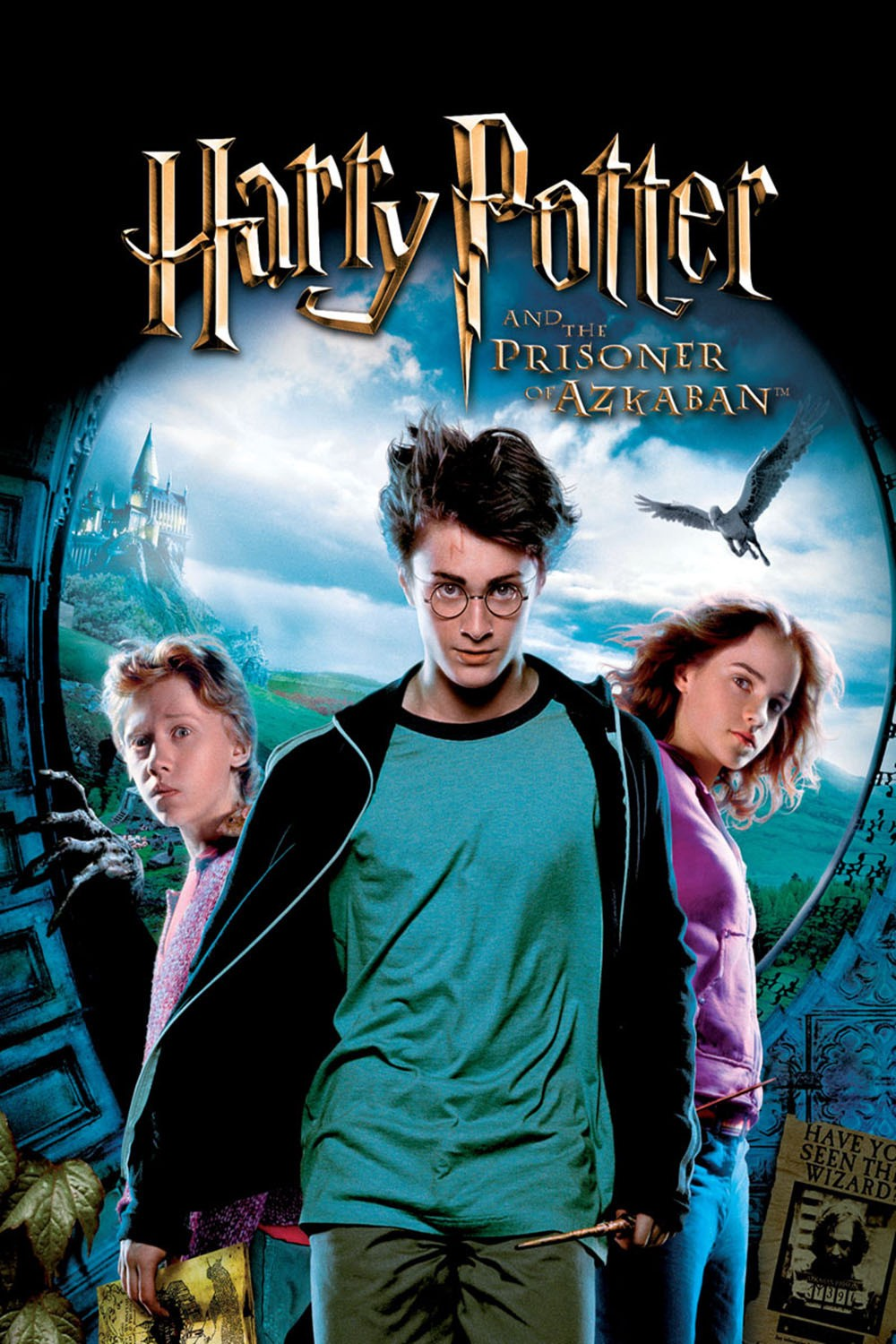 Harry Potter and the Prisoner of Azkaban (2004) - Directed by: Alfonso CuaronStarring: Daniel Radcliffe, Emma Watson, Rupert Grint, Gary Oldman, David Thewlis, Warwick Davis, Bonnie Wright, Maggie Smith, Alan Rickman, Michael Gambon, David Bradley, Tom Felton, Emma Thompson, Robbie ColtraneRated: PG for Frightening Moments, Creature Violence and Mild LanguageRunning Time: 2 h 22 mTMM Score: 4.5 stars out of 5STRENGTHS: Directing, Cinematography, Use of Magic, Production Design, Acting, Writing, StoryWEAKNESSES: Some Acting
