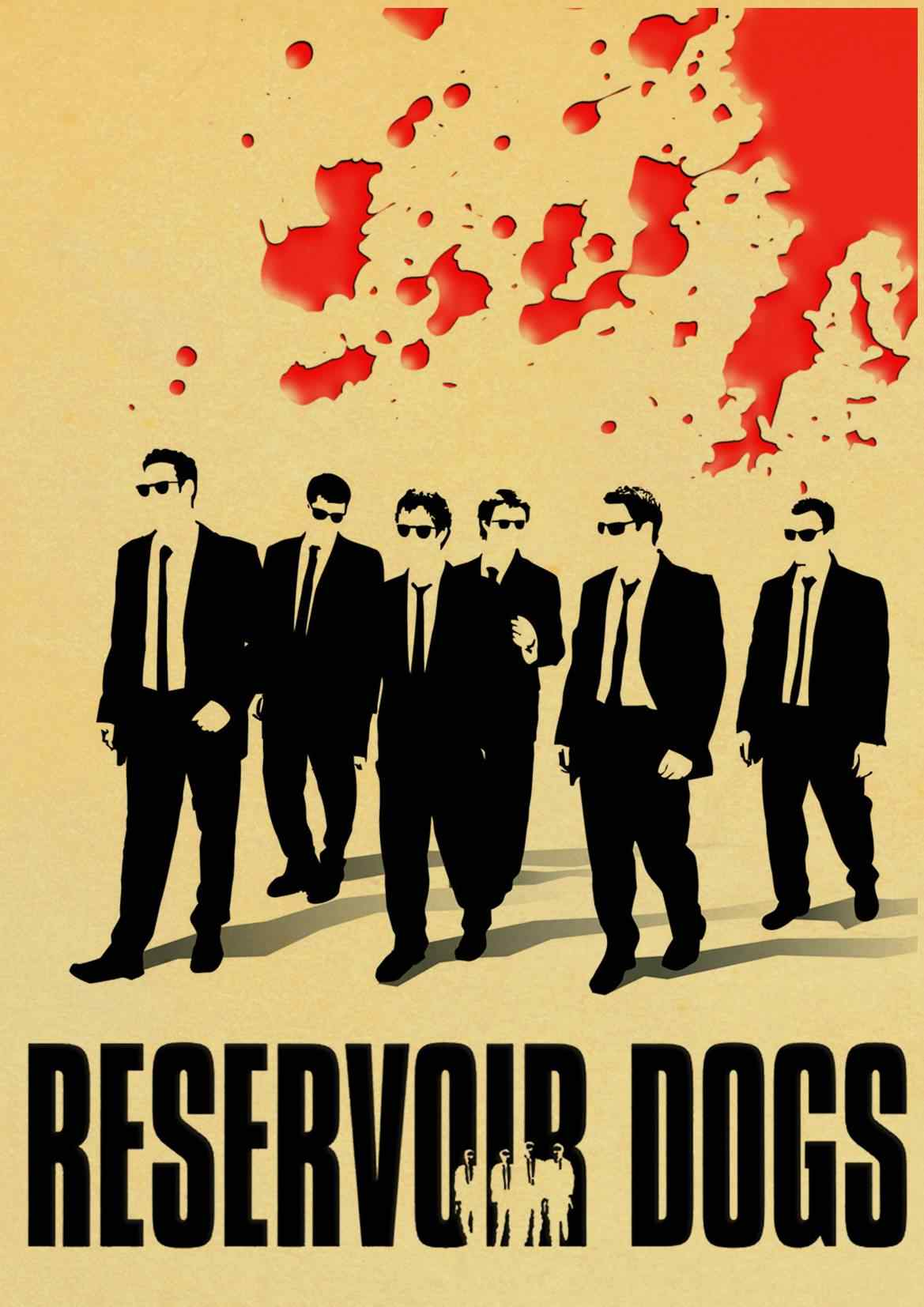 Reservoir Dogs (1992) - Directed by: Quentin TarantinoStarring: Harvey Keitel, Steve Buscemi, Michael Madsen, Tim Roth, Chris Penn, Lawrence TierneyRated: R for Strong Violence and LanguageRunning Time: 1h 40mTMM Score: 4.5 StarsSTRENGTHS: Writing, Cinematography, DirectingWEAKNESSES: Some Over Acting