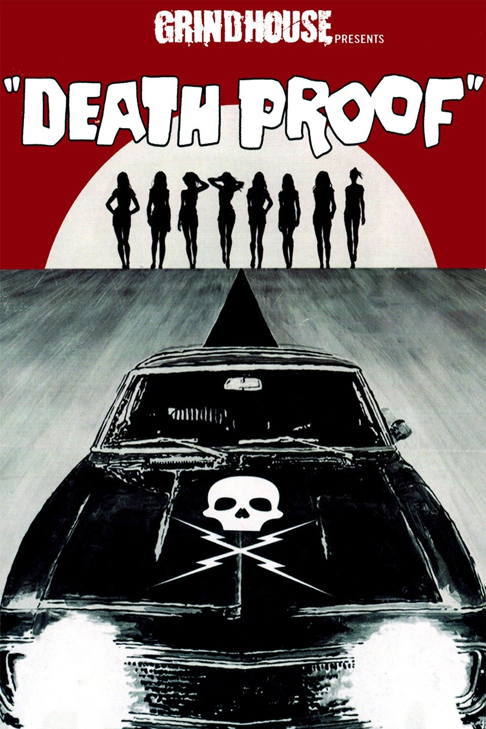 Death Proof (2007) - Directed by: Quentin TarantinoStarring: Kurt Russell, Zoe Bell, Rosario DawsonRated: R for Strong Graphic Bloody Violence and Gore, Pervasive Language, Some Sexuality, Nudity and Drug UseRunning Time: 1h 53mTMM Score: 4 StarsSTRENGTHS: Cinematography, Nostalgia, Kurt Russell, ActionWEAKNESSES: Not Very Compelling
