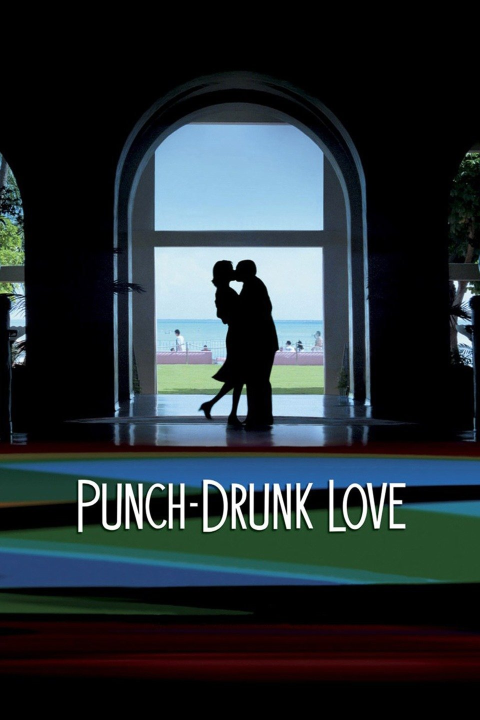 Punch-Drunk Love - Directed by: Paul Thomas AndersonStarring: Adam Sandler, Emily Watson, Phillip Seymour Hoffman, Luis GuzmanRated: R for Strong Language Including a Scene of Sexual DialogueRunning Time: 1h 35mTMM Score: 5 StarsSTRENGTHS: Direction, Cinematography, Writing, PerformancesWEAKNESSES: -